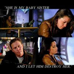 "Charmed - Piper & Leo talking about how Cole turned Phoebe evil. ""Long Live the Queen"""