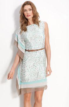 Asymmetrical Layered Dress - Lyst