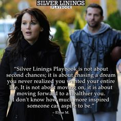 I <3 Silver Linings Playbook.