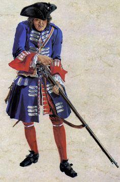 Ancien Regime - Gardes Francaises