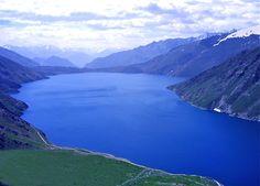afghanistaninphotos:  Lake Shiwa Badakhshan Afghanistan