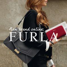 Wist je al dat we nu ook het luxe merk Furla verkopen? De prachtige items van dit mooie merk, zoals tassen en portemonnees, scoor je nu online.