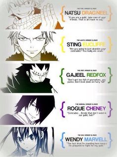 Dragon slayers!!❤