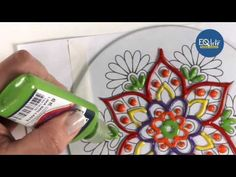 Como realizar un mandala sobre vidrio con dimensionales 3d Eq Arte? - YouTube Eq Arte, Old Cd Crafts, Recycled Cds, Puff Paint, Old Cds, Stained Glass Paint, Love Craft, Drawing For Kids, Fabric Painting