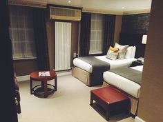 Flemings Mayfair London, Twin Room #GuestBlog