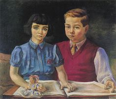Retrato, 1946, óleo s/tela, 96 x 111 cm. Col. privada