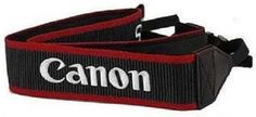 Genuine Original OEM Canon Red 1 Width Neck Strap for Canon EOS and EOS Rebel Series DSLR Cameras * Click image for more details.Note:It is affiliate link to Amazon.