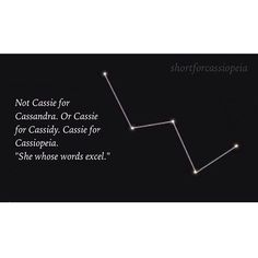 ...cassie for cassiopeia // the fifth wave