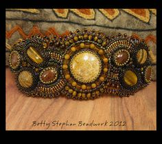 Beaded Bracelets and Cuffs