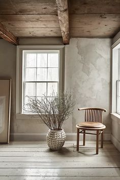 Shaker Style Furniture, Home Furniture, Interior Styling, Interior Design, Leather Dining Chairs, Minka, Vases Decor, Textured Walls, House Styles
