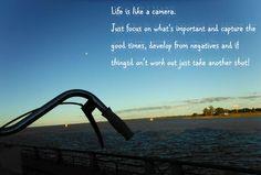 Palavras ao Vento...                        Words to the wind...: Life is like this. / A vida é assim.