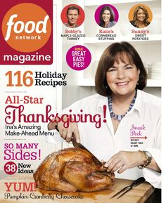 Food Network Magazine - Nov. 2014
