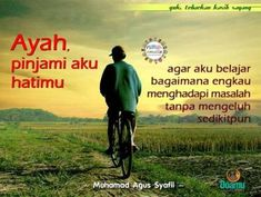New Quotes Indonesia Rindu Ayah Ideas Quotes Rindu, Motto Quotes, Quotes Lucu, Happy Quotes, Bible Quotes, Funny Quotes, Cinta Quotes, Qoutes, Choose Happiness Quotes