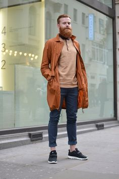 "anunrealbritishgentleman: "" Street Style London 