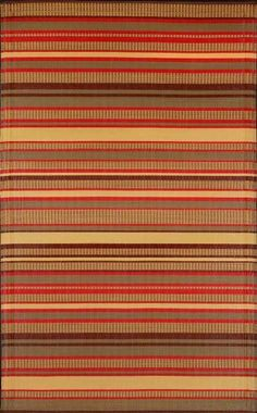 Mad Mats Stripes Indoor/Outdoor Floor Mat, 4 by Warm Brown Whether your decor is in warm tones, cool tones, bold or subtle tones, there is a Stripes rug Outdoor Floor Mats, Indoor Outdoor Rugs, Outdoor Living, Outdoor Carpet, Outdoor Spaces, Kitchen Area Rugs, Kitchen Mat, Kitchen Things, Kitchen Ideas