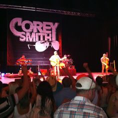 Corey smith. Awesome show. Louisville ky.