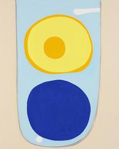 Henrietta Dubrey, Squash , 2015  oil on canvas  118 x 94 cm