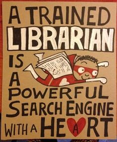 Twitter / penguinbooksnz: A trained librarian is . . ... Library Humor, Library Quotes, Library Posters, Library Lessons, Library Books, Library Ideas, I Love Books, Good Books, Books To Read