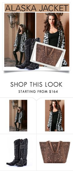 """SHOP - Cowgirl Kim Unique Western Chic"" by cowgirlkim ❤ liked on Polyvore featuring Kippys"