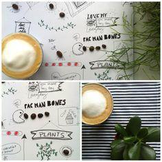 coffe & plants sketchplants & coffee bei den #urbanjunglebloggers
