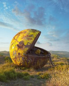 Post with 16313 votes and 460898 views. Tagged with art, awesome, pop culture, pop art; Pop Culture Post Apocalyptic by Filip Hodas Cultura Pop, Pop Culture Art, Geek Culture, Post Apocalyptic Art, 3d Artist, Art Pop, Video Game Art, Animes Wallpapers, Fantasy Art