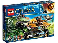 Lego Legends of Chima - Laval's Royal Fighter 70005 - New &Sealed - Free Post in Toys, Hobbies, Building Toys, LEGO Building Toys Blueberry Ice Cream, Lego Chima, Lego Boards, Lego Building, Lego Creations, Legos, Pokemon, Ebay, Lego Ideas