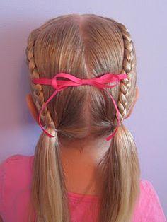 cute little h hairstye
