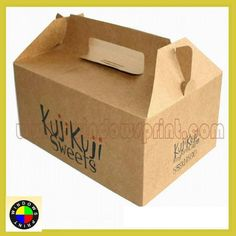 Recycle corrugated carton box for freight or mailing. Vegetable Packaging, Food Box Packaging, Candy Packaging, Craft Packaging, Food Packaging Design, Food Branding, Cosmetic Packaging, Corrugated Carton, Corrugated Box