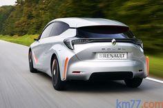 Renault EOLAB (prototipo) Turismo Exterior Posterior-Lateral 4 puertas