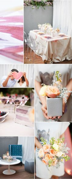 Style Unveiled - Style Unveiled | A Wedding Blog - Therese Jacinto Design - Watercolor Wedding Inspiration