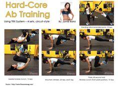 TRX Training!