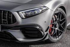 - Mercedes-AMG A 45 with drift mode The new Mercedes-AMG A 45 S has the strongest four-cylinder in a production car under the hood. New: the drift Mercedes Benz Classes, New Mercedes Amg, Mercedes Sprinter, Ford Focus, Audi A3, G 63 Amg, Bmw Z4 M, A45 Amg, Motors