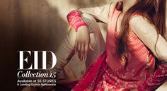Sana Safinaz Eid Fashion Luxury Lawn Designs 2015-16 For GirlsModerate Fashions