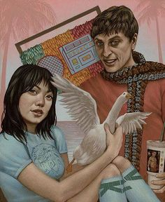 """Who Charted? art by: Casey Weldon """"In Summation"""""""