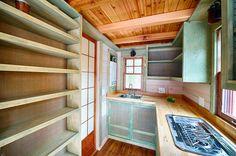 Gallery - Wishbone Tiny Homes Kitchen