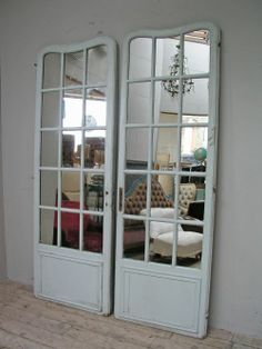 Bon Images Of Mirror Interior Doors | Greige: Interior Design Ideas And  Inspiration For The Transitional
