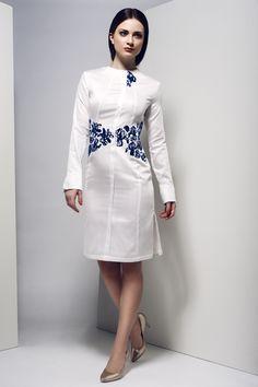 Libor Komosný Fashion Designers, Fashion Inspiration, Tights, High Neck Dress, Stylish, Lady, Clothes, Dresses, Women