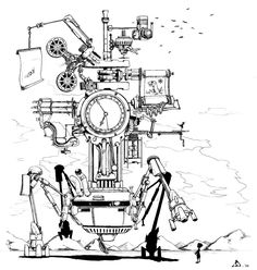 sketches machines - Google Search