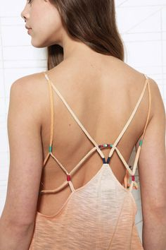 Ecote Summer Camp Camisole at Urban Outfitters