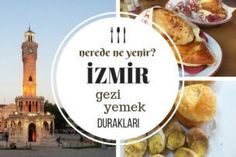 izmir'de ne yenir Eating Well, Biscotti, Recipies, Food And Drink, Pizza, Cheese, Homemade, Baking, Dinner