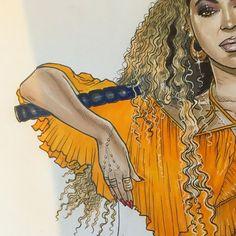 Beyoncé Lemonade Music Video Art