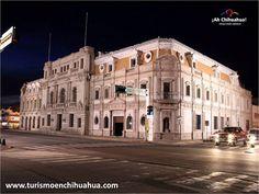 En el Centro  Histórico de la Ciudad de Chihuahua, se ubica el edificio del H. Ayuntamiento de Chihuahua, su construcción inicio en el año 1721. El edificio como hoy se conoce fue inaugurado por el gobernador Enrique Creel en Octubre de 1907. Ha tenido varios usos y propietarios como el Banco Minero de Chihuahua. Fue hasta el año de 1988 que se compró el inmueble y fue entregado a las autoridades municipales de Chihuahua y forma parte del patrimonio arquitectónico de la Ciudad…