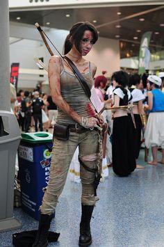 Laura Croft | Anime Expo 2013