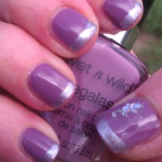 Neverland Nail Blog: Pretty Pastel Fan Brush Nails!