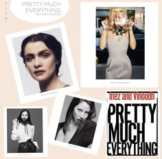 Gift Guide Best of Fashion Inspiration Books- Pretty Much Everything Inez and Vanoodh   DeSmitten