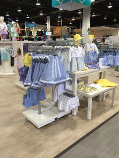 Kiddicare - Pumpkin Patch - Clothing - Nottingham - New Department - Layout - Landscape - Fixtures - Visual Merchandising - www.clearretailgroup.eu