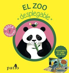 """""""El zoo despegable"""" - Lucie Brunellière (Editorial Patio) Editorial, Family Guy, Snoopy, Movie Posters, Fictional Characters, Patio, Products, Childrens Books, Play Therapy"""
