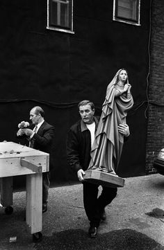 Photographer Vincenzo Pietropaolo has been documenting Toronto's annual Good Friday procession in historic Little Italy for nearly 50 years. His forthcoming photobook will position these images to mirror the evolution of the Canadian city's dynamic Italian immigrant community.