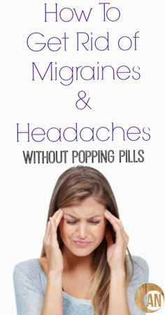 How to Cure a Headache Without Pills or Medications | Cure migraine At Home