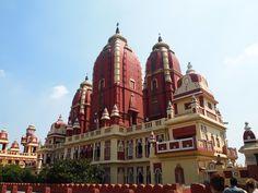 Indian Temple New Delhi